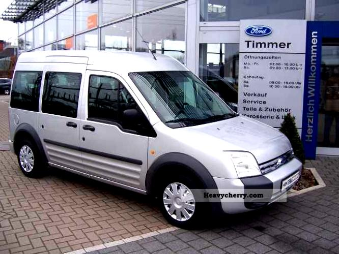 Ford Tourneo Connect 2007 #4