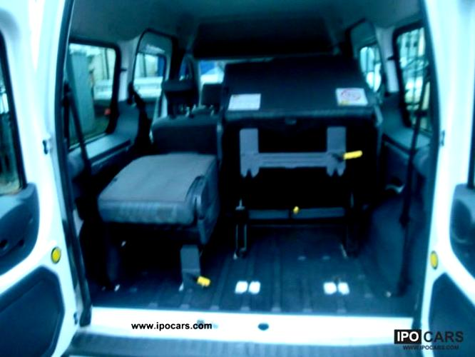 Ford Tourneo Connect 2007 #9
