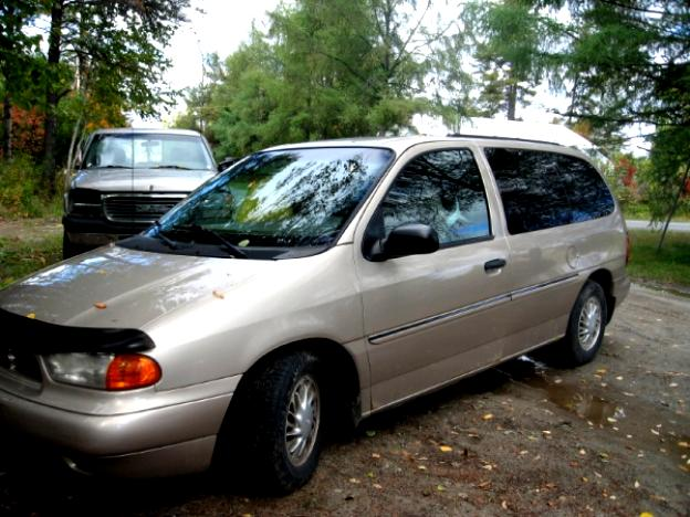 Ford Windstar 1998 #2