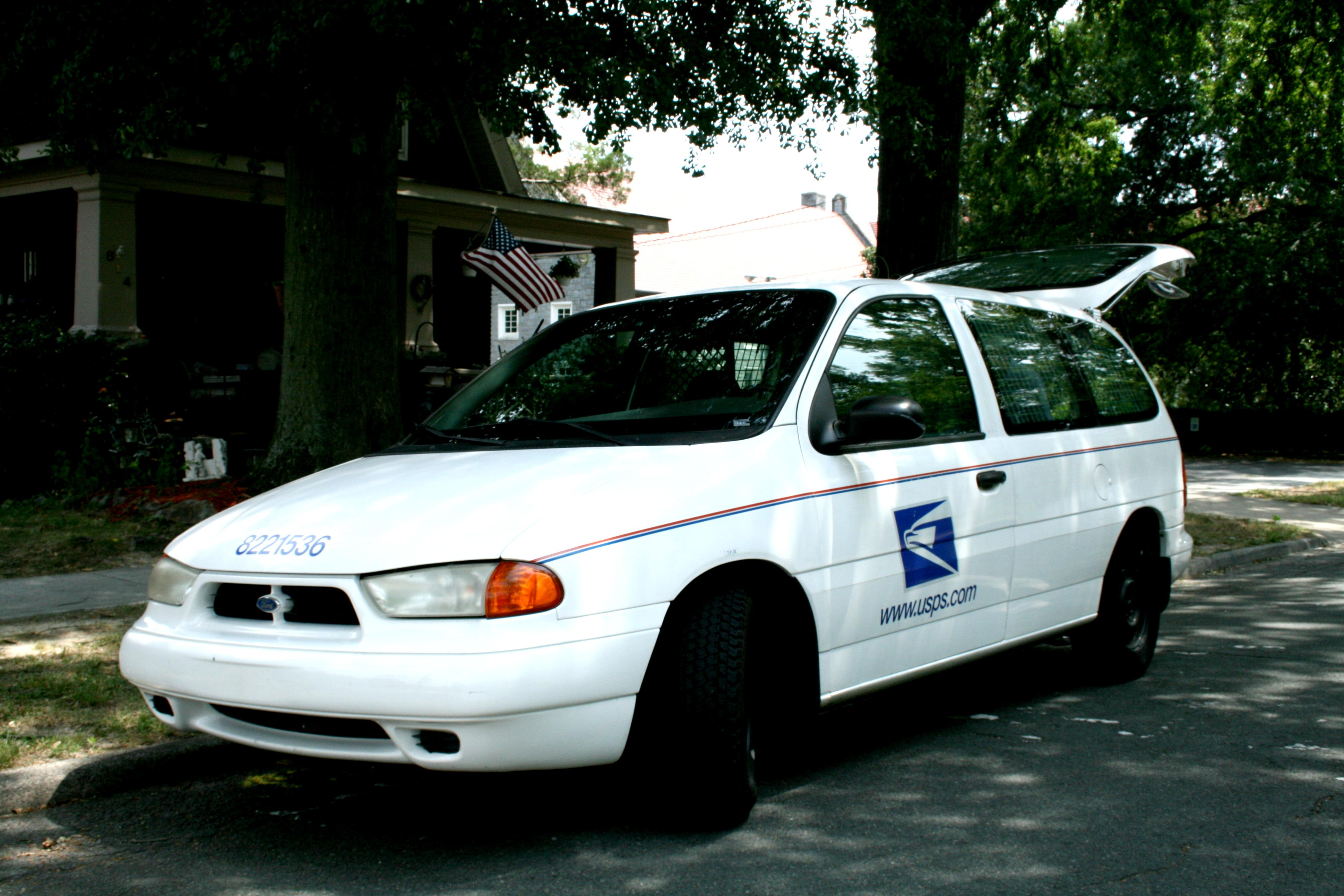 Ford Windstar 1998 #7