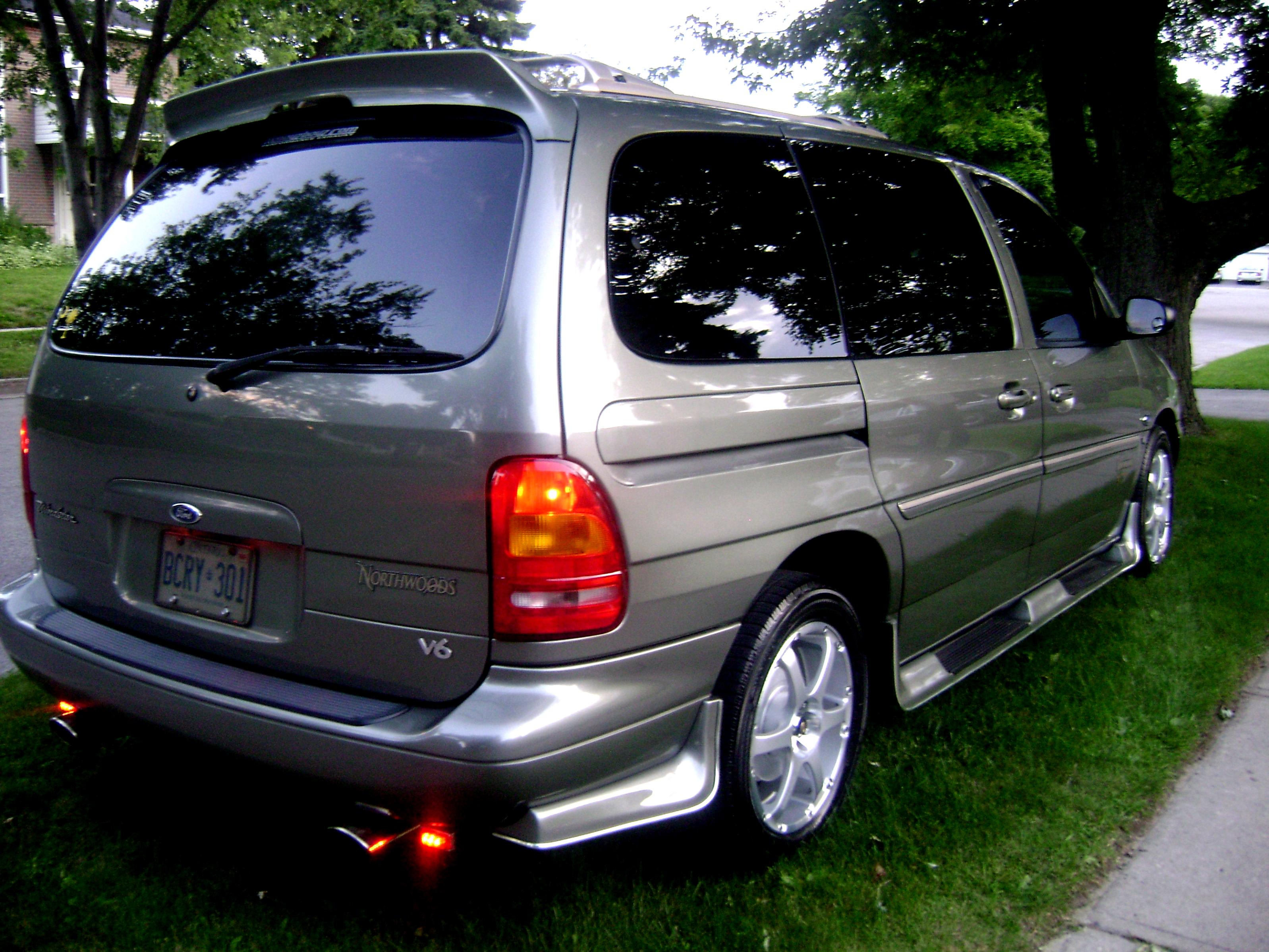 Ford Windstar 1998 #13