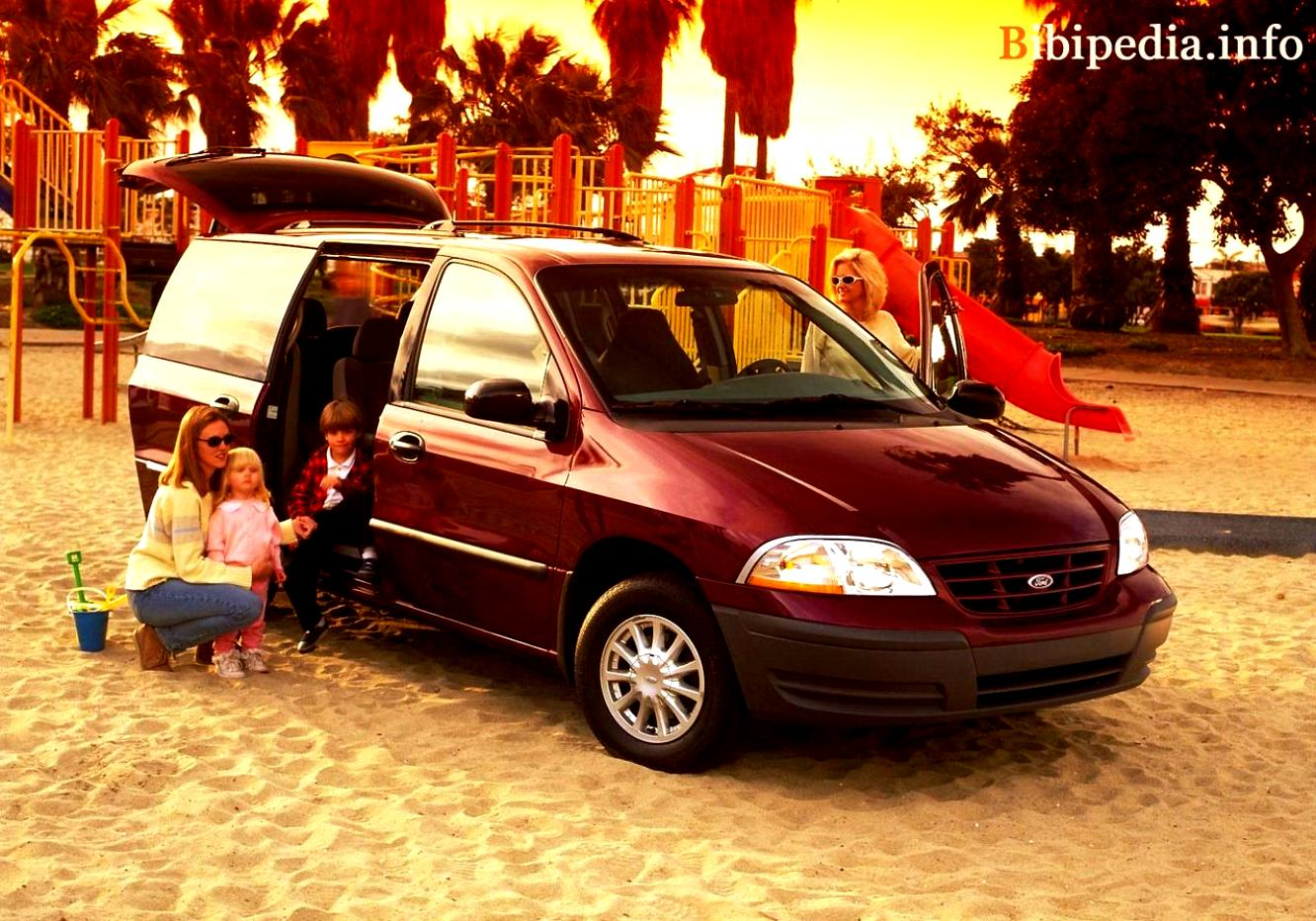 Ford Windstar 1998 #16