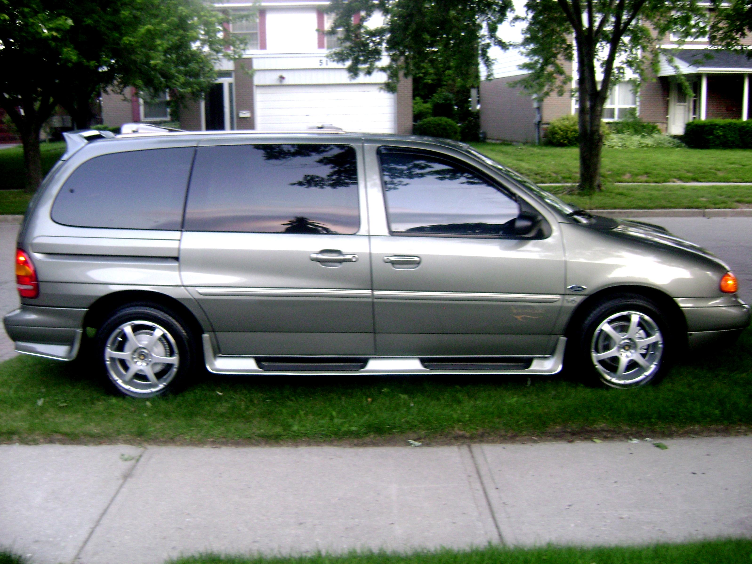 Ford Windstar 1998 #18