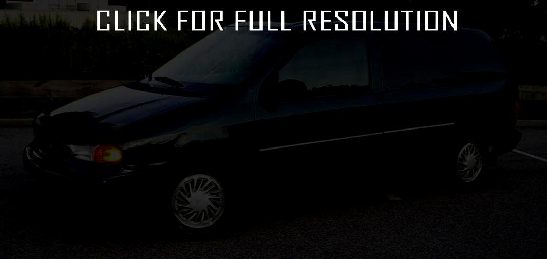 Ford Windstar 1998 #26