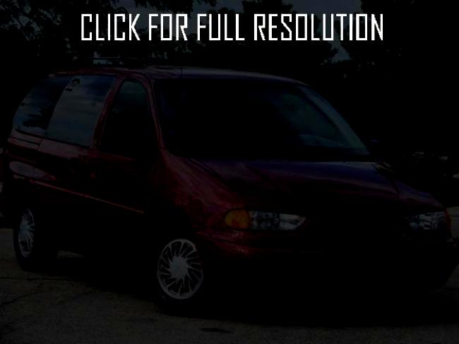 Ford Windstar 1998 #30