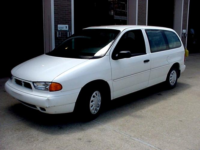 Ford Windstar 1998 #36