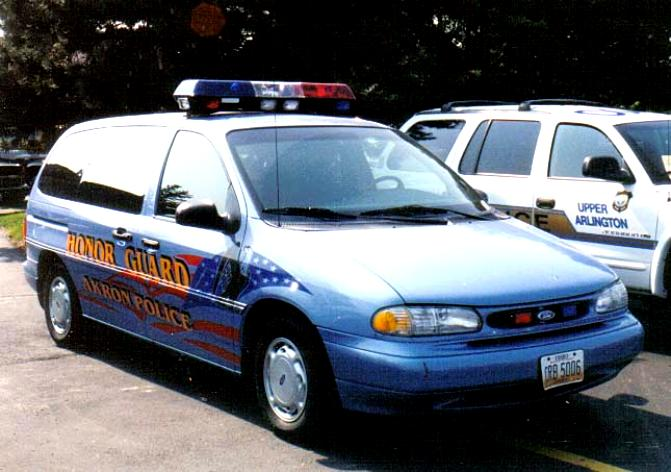 Ford Windstar 1998 #38