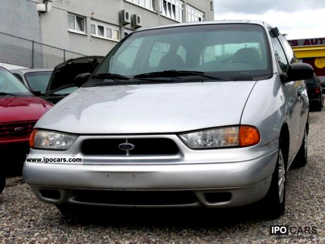 Ford Windstar 1998 #43