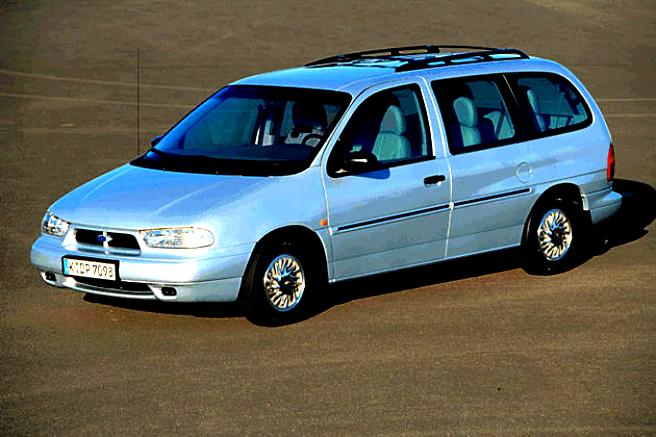 Ford Windstar 1998 #44