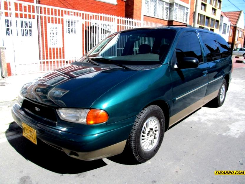 Ford Windstar 1998 #45