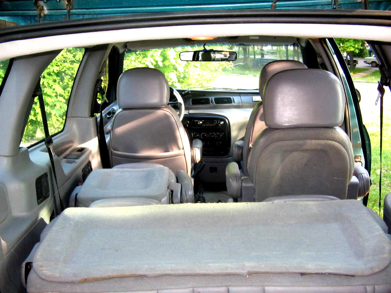 Ford Windstar 1998 #46