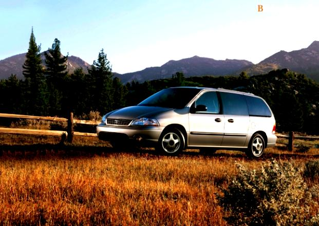 Ford Windstar 1998 #53
