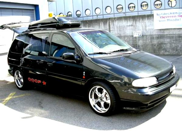 Ford Windstar 1998 #55