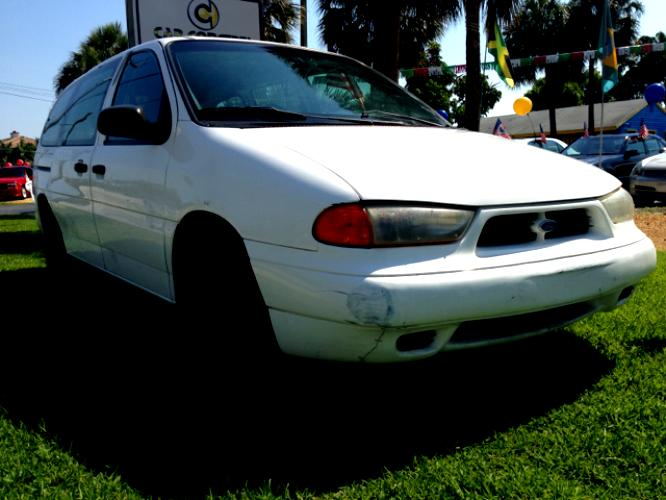 Ford Windstar 1998 #57