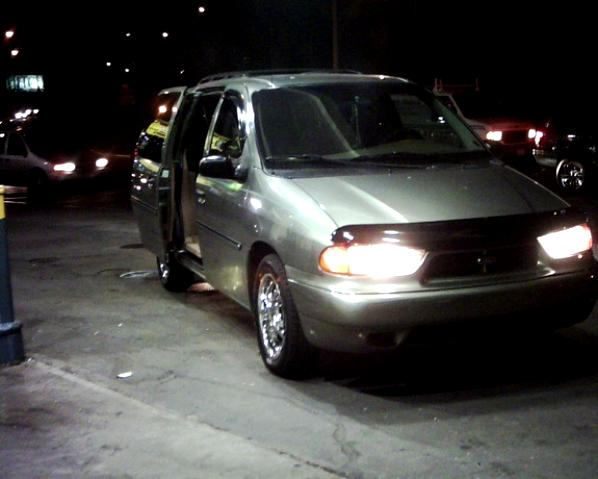 Ford Windstar 1998 #58