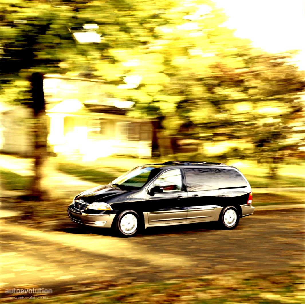 Ford Windstar 1998 #66