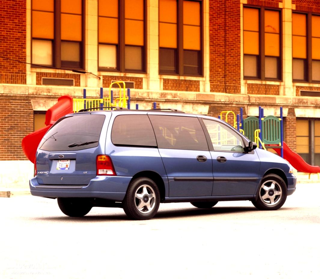 Ford Windstar 1998 #67