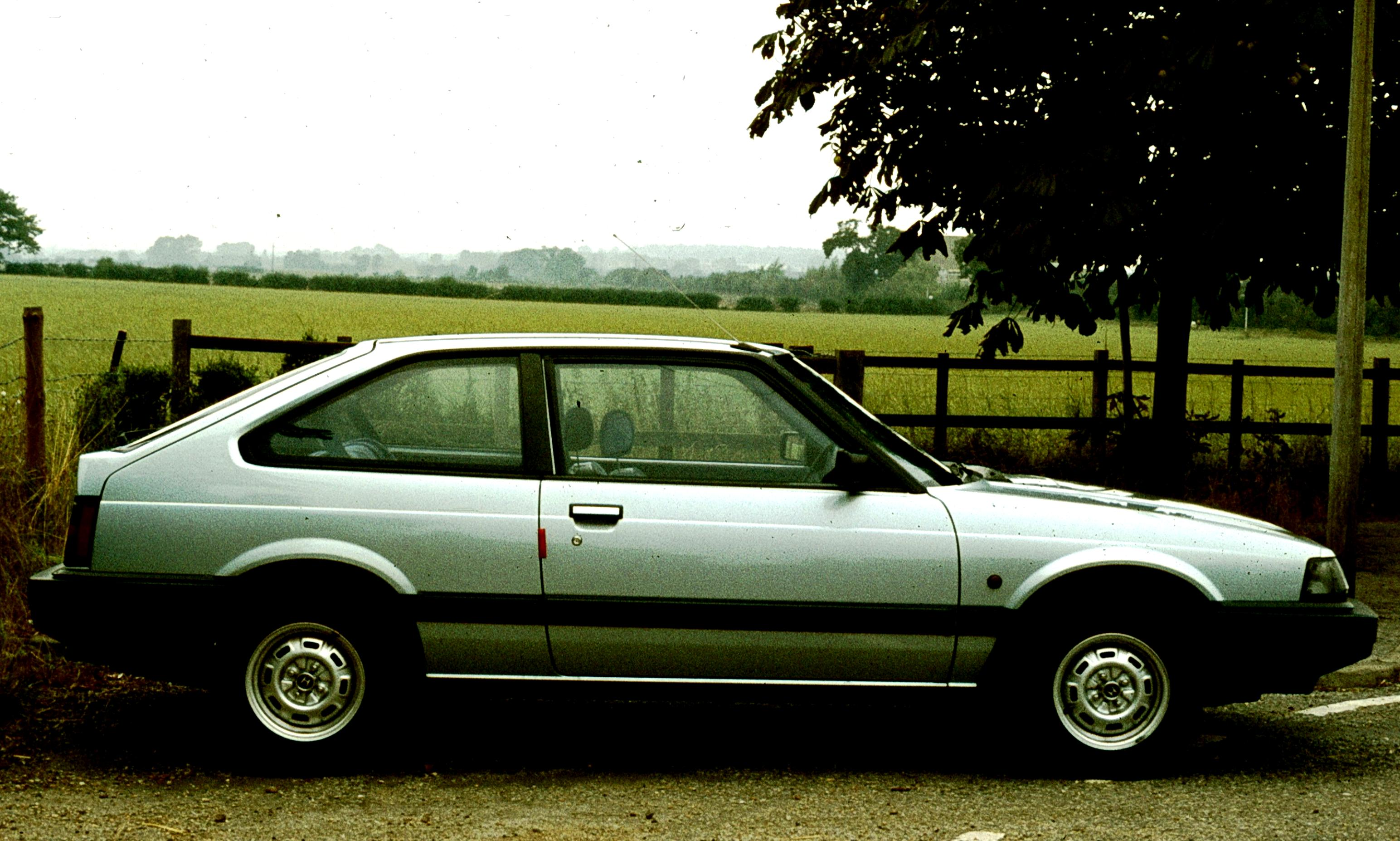 Honda Accord 4 Doors 1989 #9