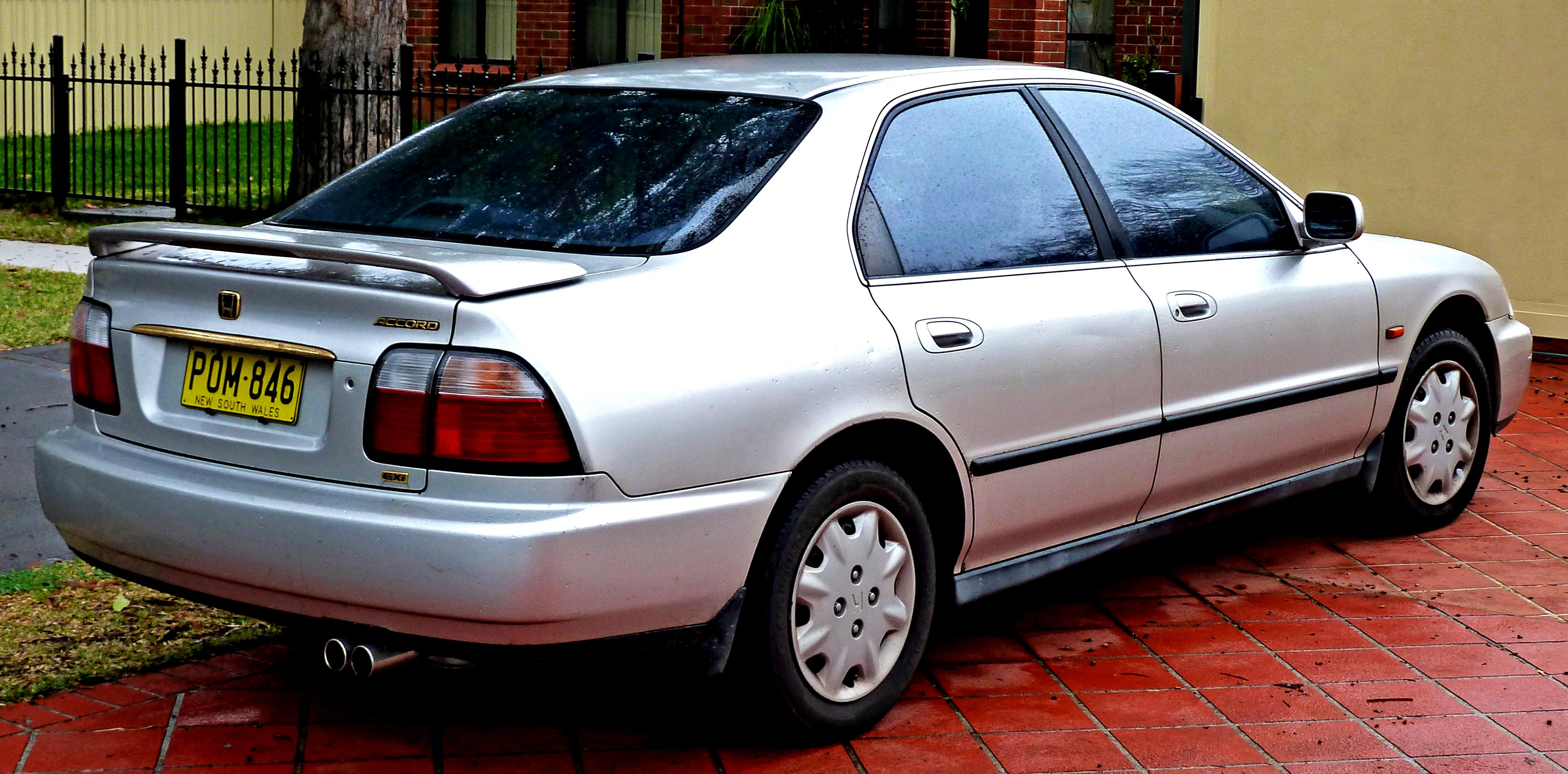1993 Honda Accord Mpg - Tischde