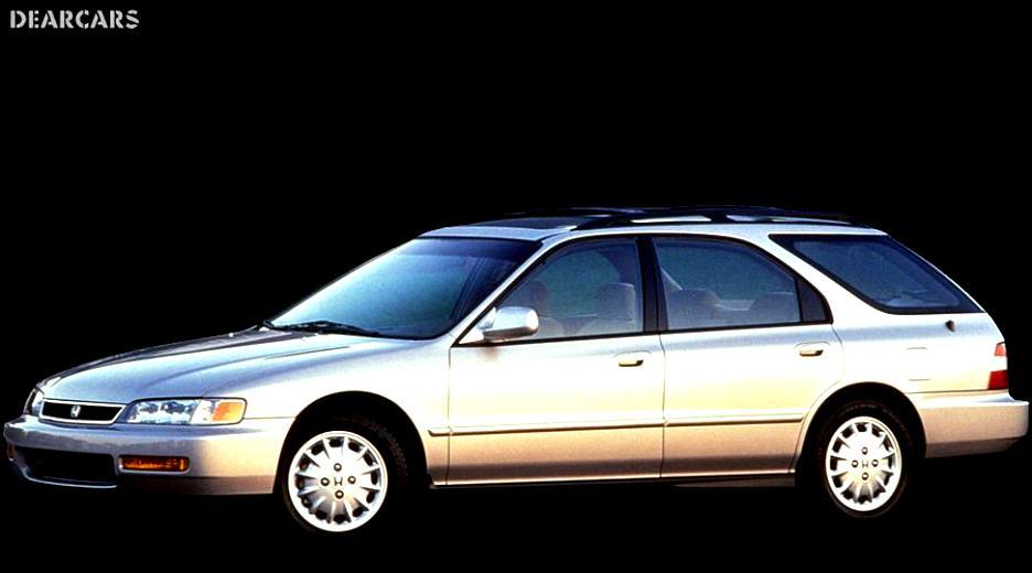 Honda Accord Aerodeck 1993 On Motoimg Com