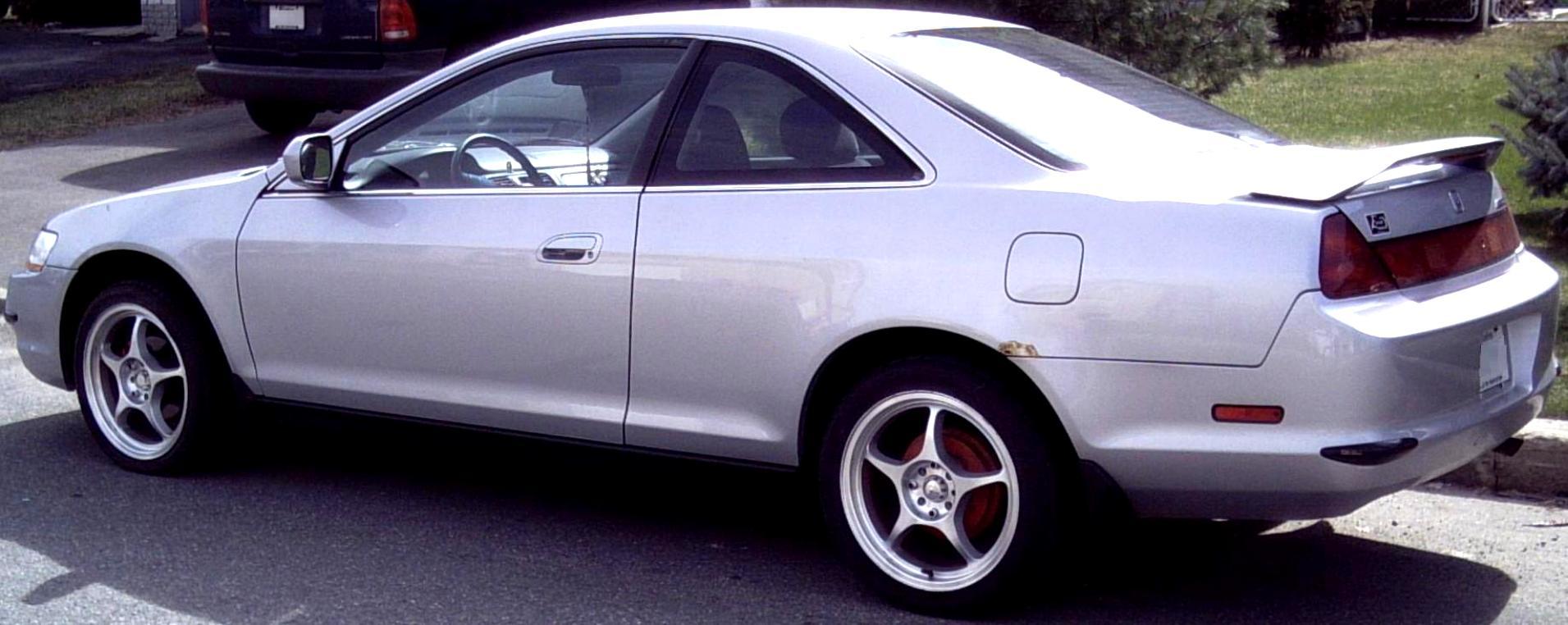 honda accord coupe 1998