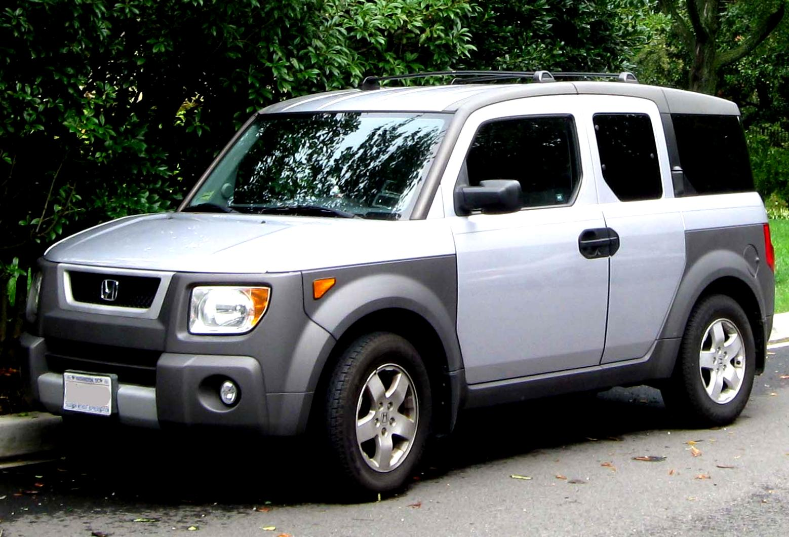 honda element 2003 on. Black Bedroom Furniture Sets. Home Design Ideas