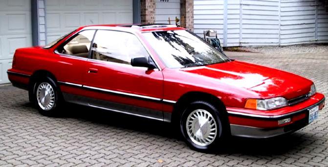 Honda Legend Coupe 1988 photos #11 on MotoImg.com