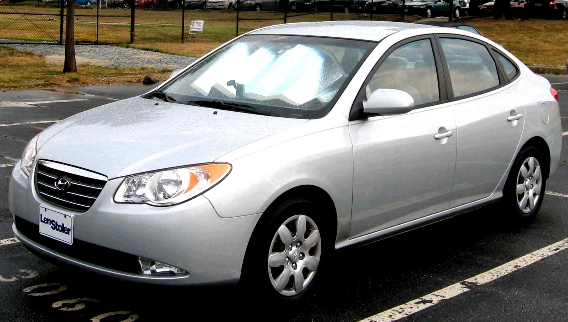 Tire Size Hyundai Elantra Autos Post