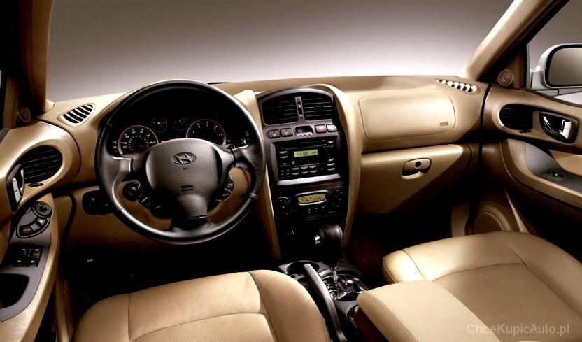 Hyundai Santa Fe 2000 #16