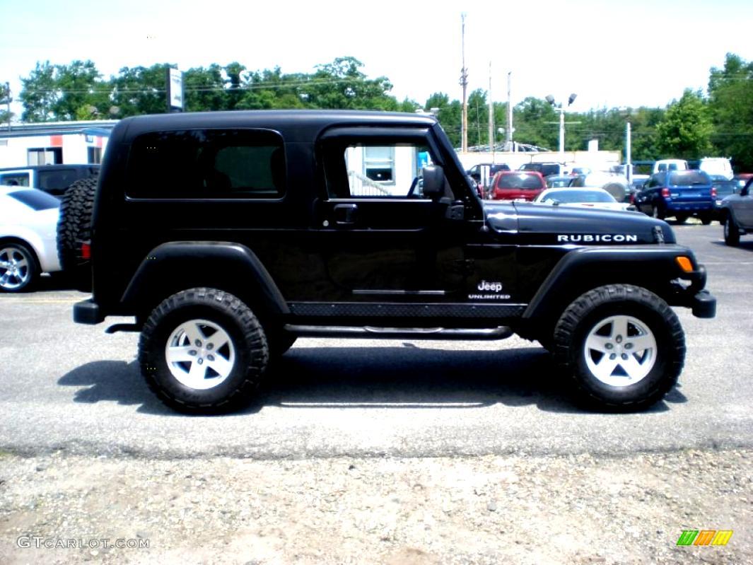 Jeep Wrangler Rubicon 2006 on MotoImg.com