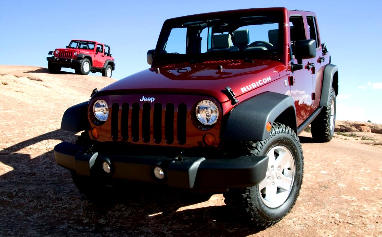 jeep wrangler unlimited rubicon 2006 photos 7 on. Black Bedroom Furniture Sets. Home Design Ideas