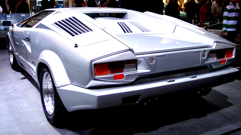 lamborghini-countach-5000-quattro-valvole-1985-06 Extraordinary Lamborghini Countach 5000 Quattrovalvole Specs Cars Trend