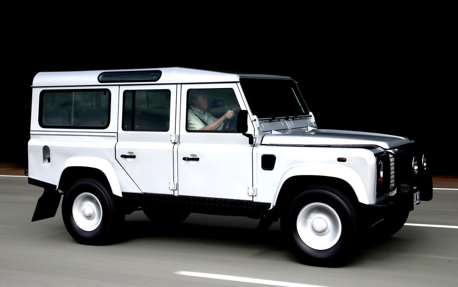 Land Rover Defender 90 2012 On Motoimg Com