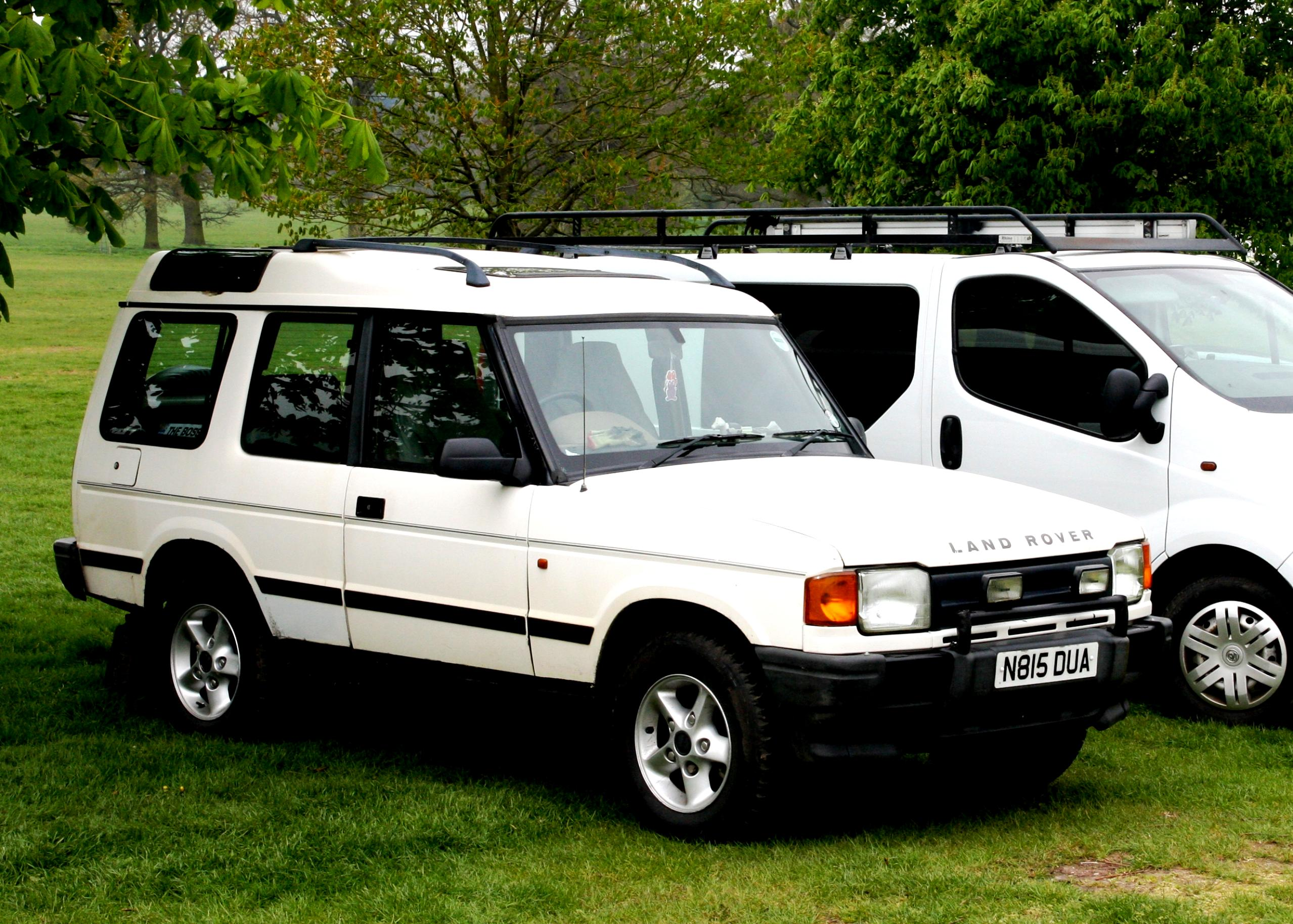 Land Rover Discovery 3 Doors 1994 #3 : landrover doors - pezcame.com