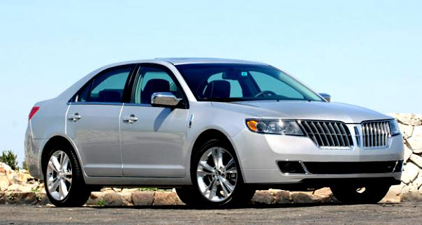 Lincoln MKZ 2006 #3