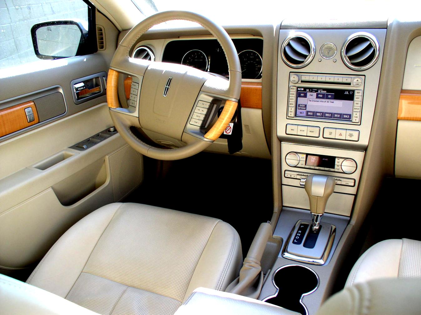 Lincoln MKZ 2006 #4