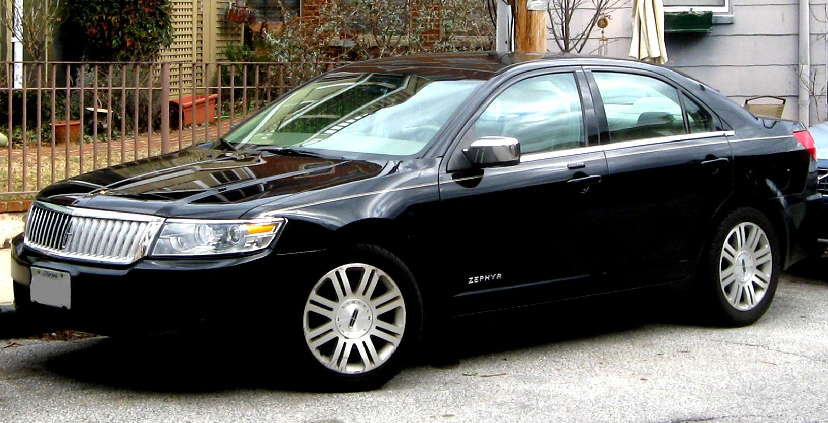 Lincoln MKZ 2006 #7