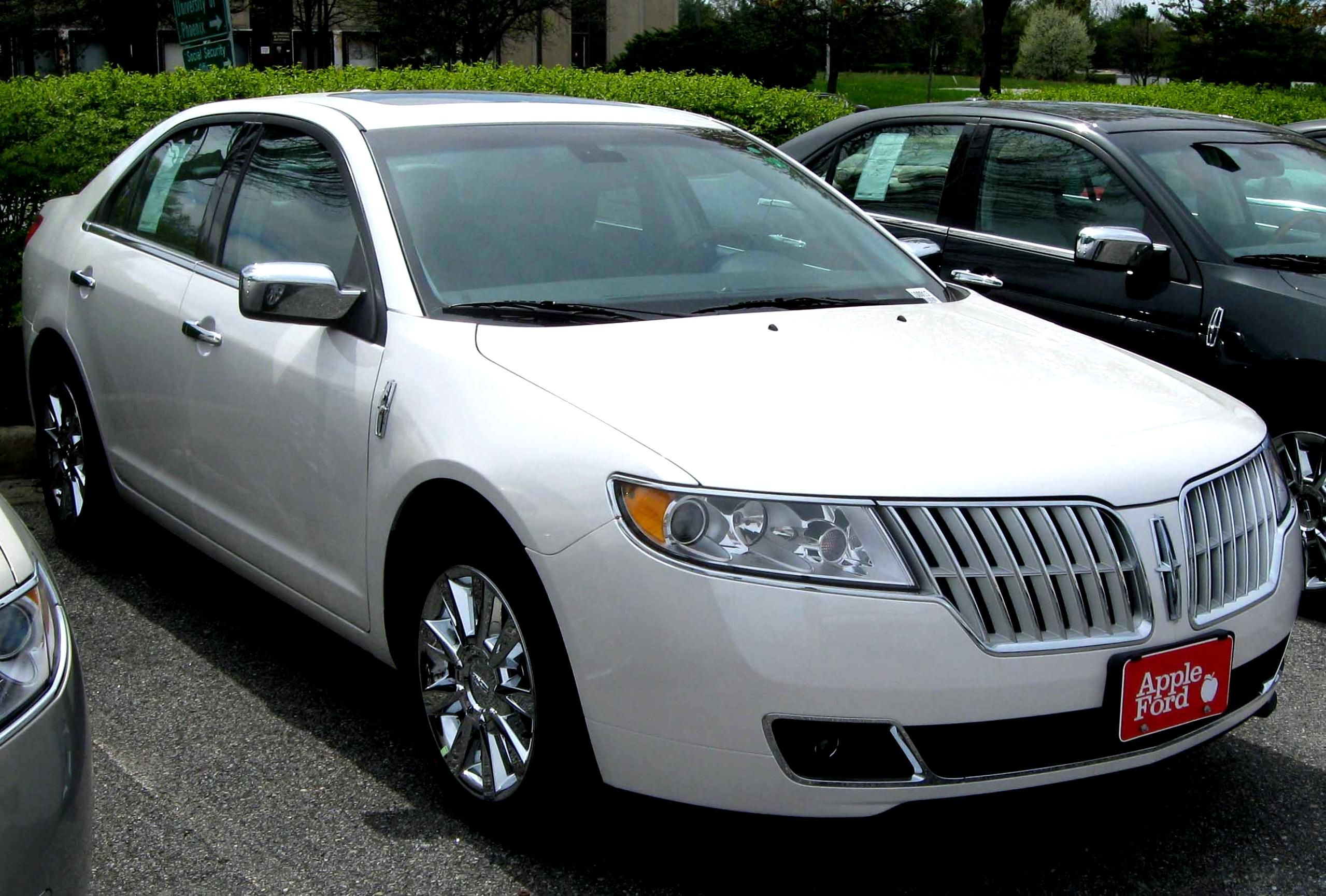 Lincoln MKZ 2006 #8
