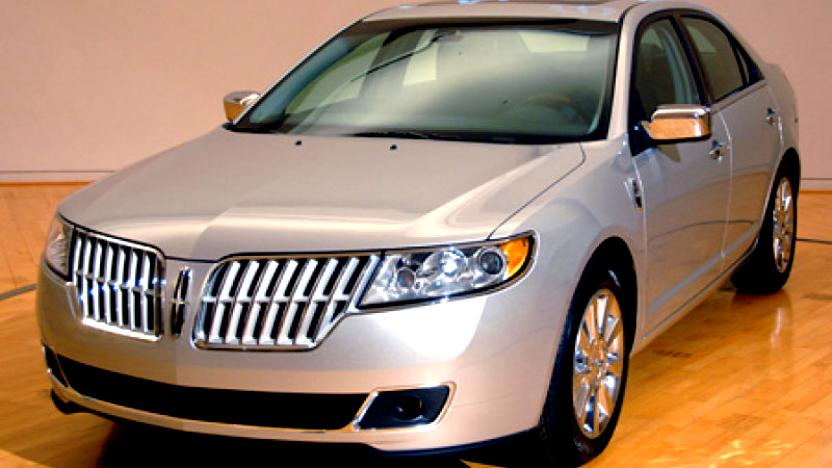 Lincoln MKZ 2006 #9