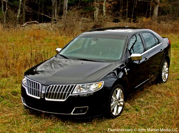 Lincoln MKZ 2006 #10