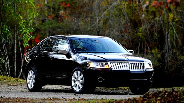 Lincoln MKZ 2006 #12