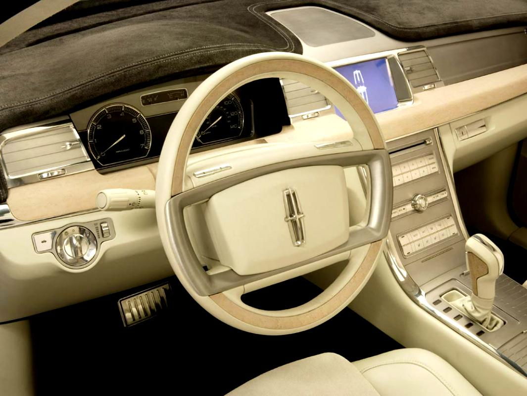 Lincoln MKZ 2006 #13