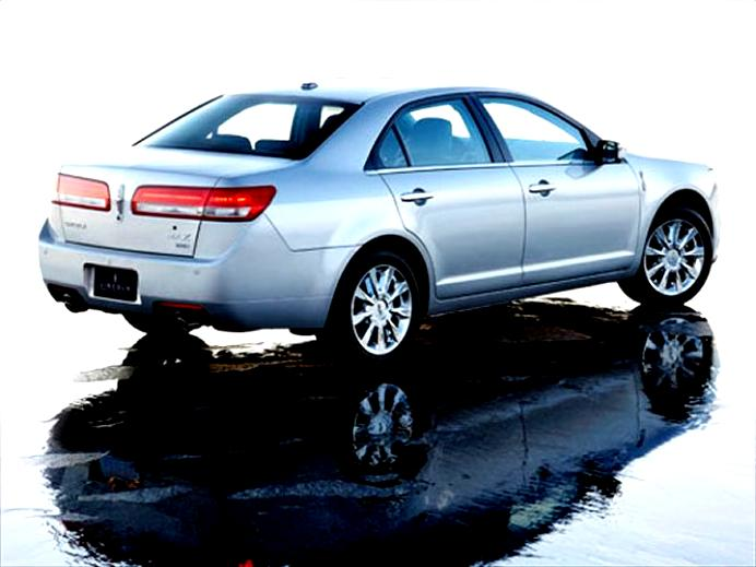 Lincoln MKZ 2006 #52