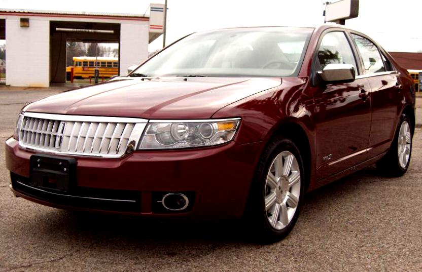 Lincoln MKZ 2006 #56
