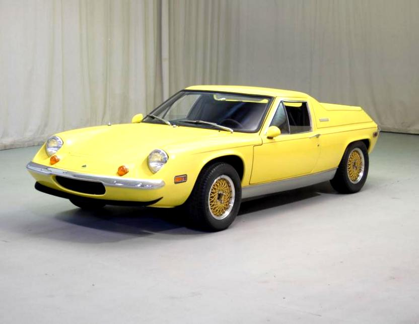 Lotus Europa 1965 on MotoImg.com