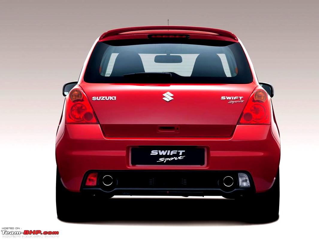 Maruti Suzuki Swift 2006 on MotoImg.com
