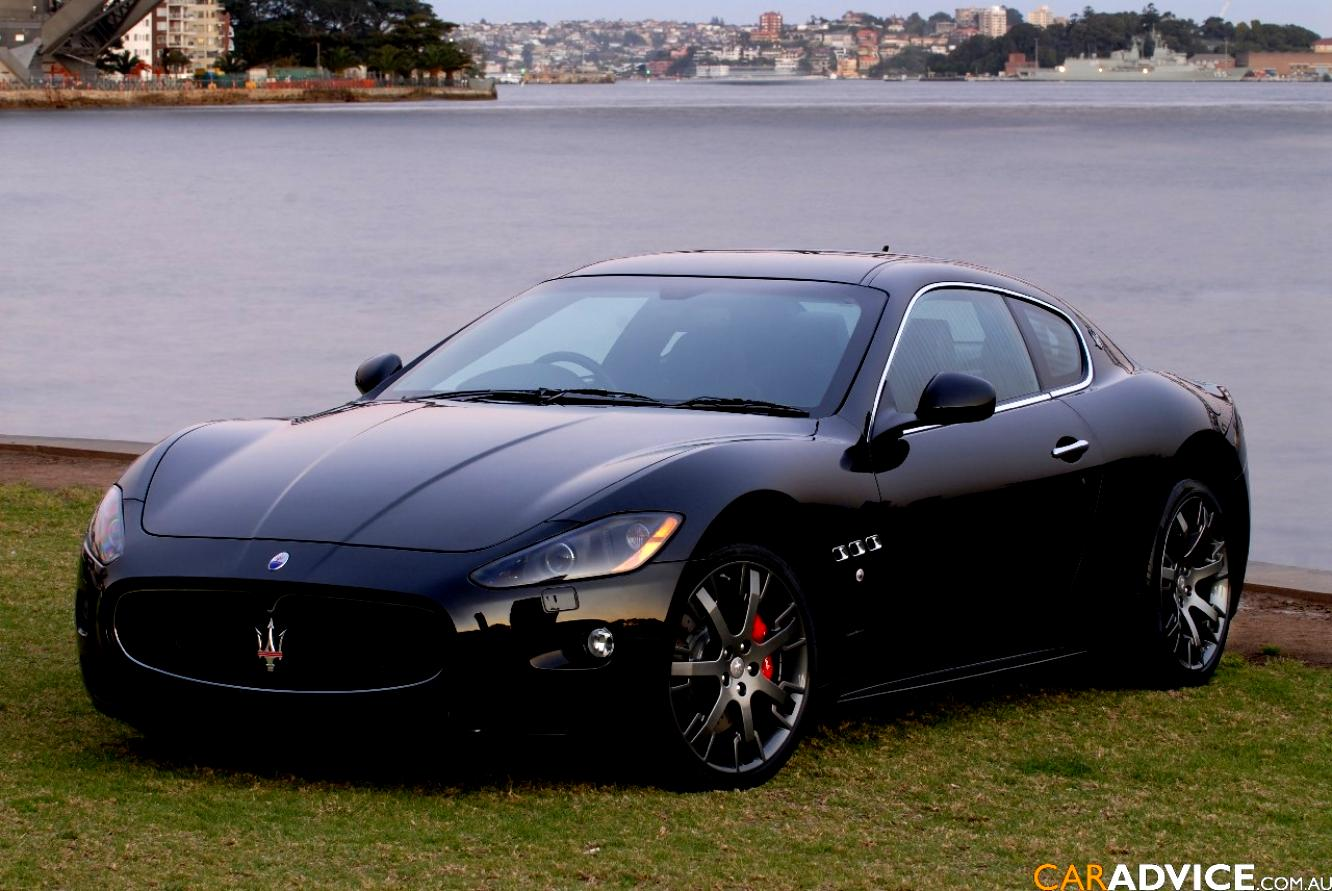 maserati granturismo s 2008 on. Black Bedroom Furniture Sets. Home Design Ideas