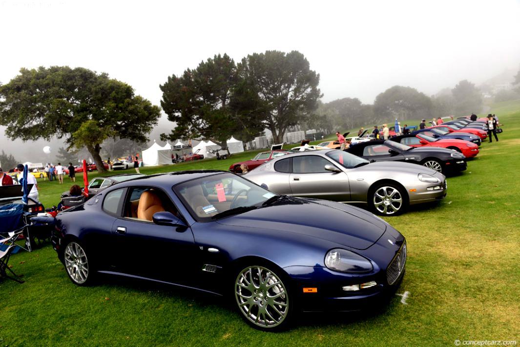 Maserati Spyder 2001 on MotoImg.com