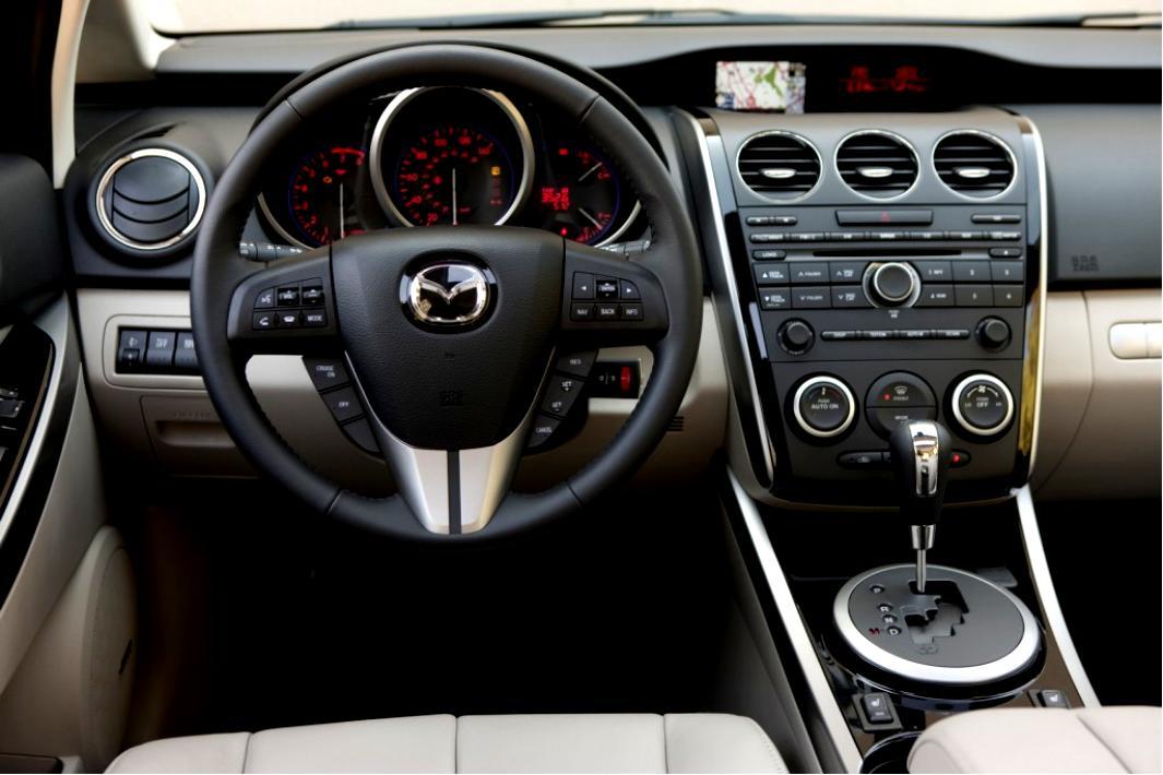 Mazda CX 7 2009 #5