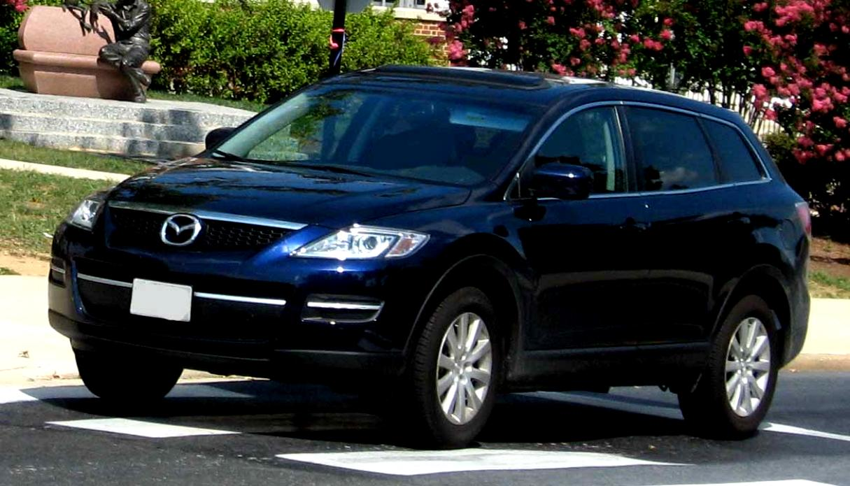 Lovely Mazda CX 9 2007 #11